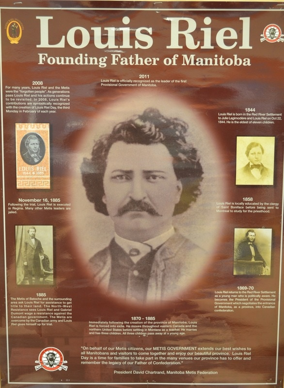 louis riel and the metis essay